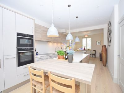 Photo for Donegall , Chichester  -  a family house that sleeps 7 guests  in 4 bedrooms
