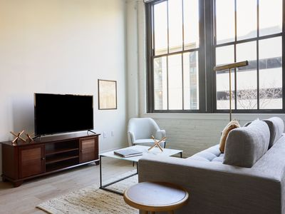 Photo for Sonder | Museum District | Gorgeous 1BR + Kitchen