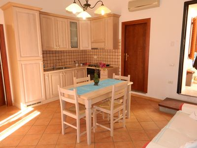 Photo for Sardinia-Holiday Cozy apartment in the center with garden