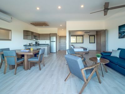 Photo for Cactus 1092 3A - BRAND NEW! Oceanview Luxury condo's w Rooftop Pool & Kitchens