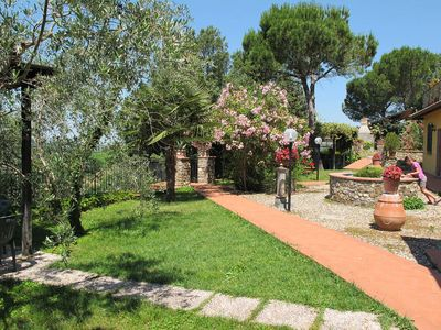 Photo for Vacation home La Collina (MFI142) in Montefiridolfi - 8 persons, 4 bedrooms