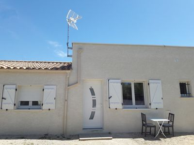 Photo for New house at the door of the Camargue