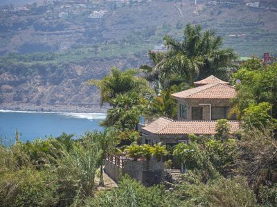 "Photo for VILLA ""ATLANTICO VIEWS"" at protected coast line of Tenerife"