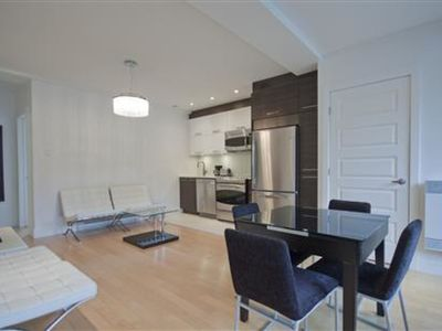Photo for #463 Modern, Open-Concept APT in Plateau Mont-Royal