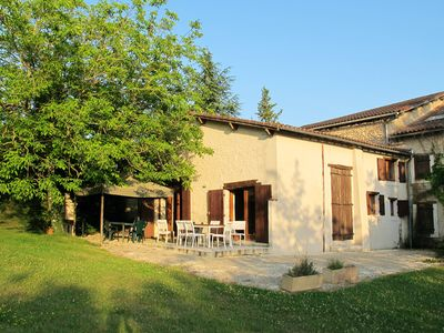 Photo for Homerez last minute deal - Amazing villa with pool access