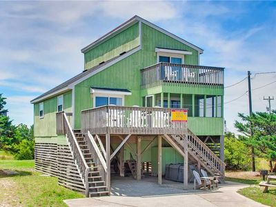 Photo for Outdoor Dine & Enjoy the View! Semi-Oceanfront w/ Pool, Hot Tub, Dog-Friendly