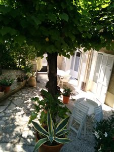 Photo for BEAUTIFUL VILLA T4, 60m2 with GARDEN 150m from the BEACH