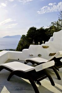 Photo for Sunset Villa - An apartment with sunset view in Plaka