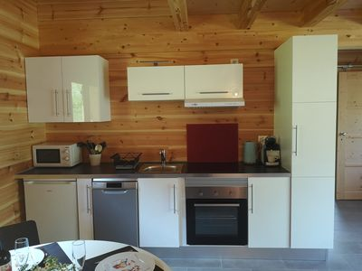 Photo for Nice chalet - 10 km from the slopes
