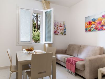 Photo for Central Apartment Gianlu in Modern Design with Wi-Fi & Air Conditioning