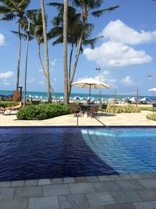 Photo for Beautiful apartment of high standard, the seafront in Porto de Galinhas!