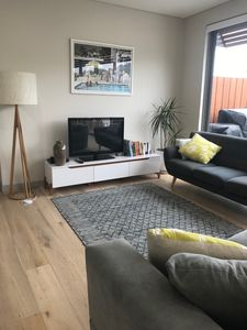 Living room with two sofa's