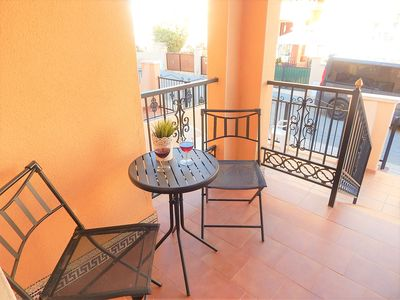 Photo for Family holiday home, Free Wi-Fi, Near Villamartin