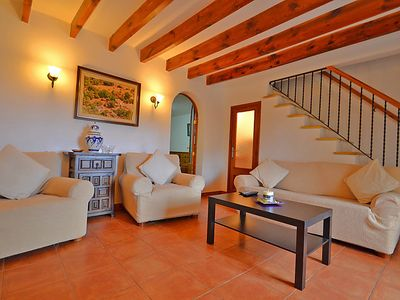 Photo for Vacation home Cuxach d´en Joan in Pollença - 8 persons, 4 bedrooms