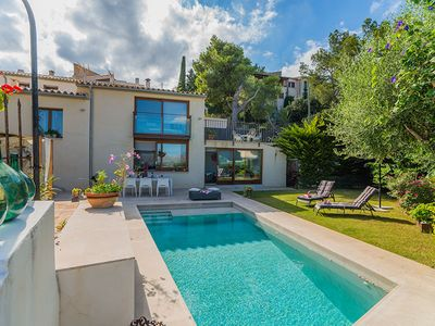 Photo for Villa in Uptown Pollensa with spectacular views and private pool