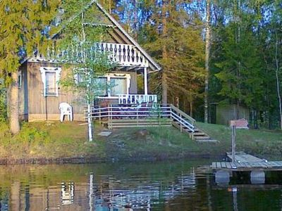 Photo for Vacation home Piilopirtti in Kaavi - 5 persons, 2 bedrooms