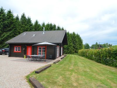 Photo for Charming chalet with sauna in the heart of the Ardennes