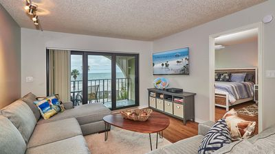 Photo for **NEWLY RENOVATED** Breathtaking views and sunsets is what you will be able to take away from this comfortable unit!