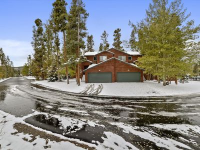 Photo for Beautiful half duplex home, recently remodeled with garage and private hot tub!!