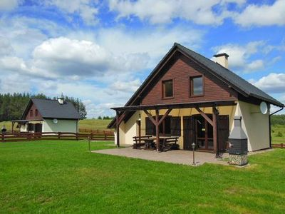 Photo for Holiday homes, Zukowko  in Kaschubische Seenplatte - 7 persons, 3 bedrooms