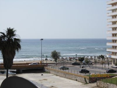 Photo for SPACIOUS APARTMENT OF 3 BEDROOMS, TERRACE WITH SEA VIEWS, KITCHEN, LIVING ROOM, BATHROOM