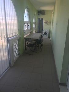 Photo for Apartment Bibinje for 8 people directly on the sea