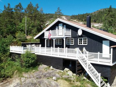Photo for Vacation home Fjellro (SOW073) in Sörland West - 8 persons, 6 bedrooms