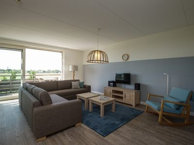 Photo for Luxury luxurious accommodation in the holiday park Landal Résidence Terschelling - Indoor swimming pool