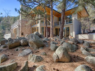 Photo for Beautiful Sunshine Canyon, Family Friendly, Retreat 3 Min To Downtown Boulder