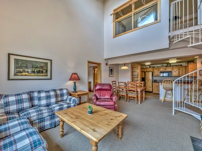 Photo for Luxury 2Br + loft, Lodge at Kirkwood – Unbeatable Location