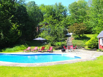 Photo for Private, Newly Furnished 5 BR Killington All-Season Home With Pool & Hot Tub