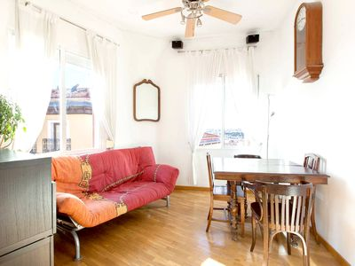 Photo for Homerez last minute deal - Beautiful apt in Madrid and Wifi