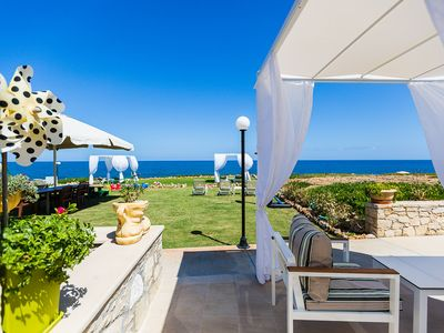 Photo for 1BR Apartment Vacation Rental in Panormo, Rethymno