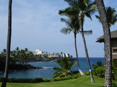 Photo for Waterfront Condo in Kanaloa at Kona - Central A/C - Reduced June  pricing!