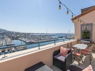Photo for QUAI SAINT PIERRE : SUPERBE DUPLEX 5* BALCON ETAGE
