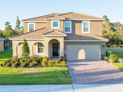 Photo for Near Disney World - Calabria - Welcome To Cozy 5 Beds 4 Baths  Pool Villa - 5 Miles To Disney