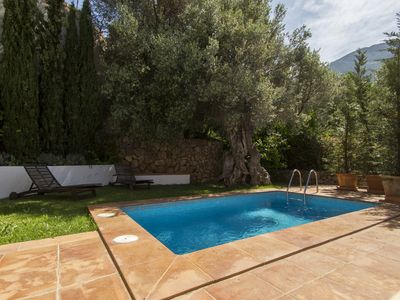 Photo for Luxury Private Holiday Villa with Private Pool, Mallorca Villa 1014