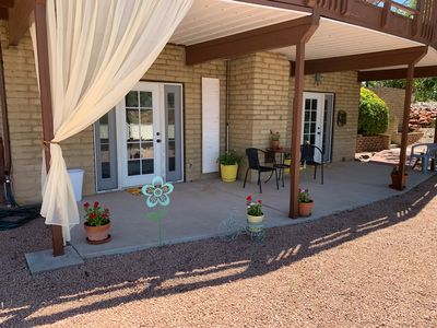 Photo for 1BR Apartment Vacation Rental in Cottonwood, Arizona