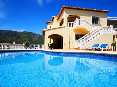 Photo for Stunning Accommodation With Heated Private Pool And Outdoor Jacuzzi Hot Tub