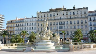 Photo for T2 apartment Downtown Toulon 4 people