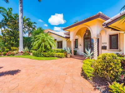 Photo for 💎LUXURY WATERFRONT ESTATE! ☀️PERFECT FAMILY STAYCATION!🏖ESCAPE TO BETTER WEATHER