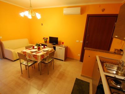 Photo for Apartment in the center of Rosolina Mare with Parking, Air conditioning, Garden (652074)