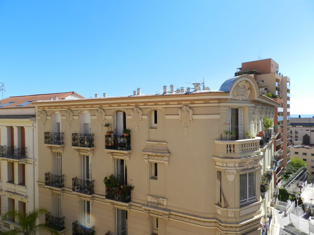 At the heart of MONACO / BEAUSOLEIL, Beausoleil, France ...