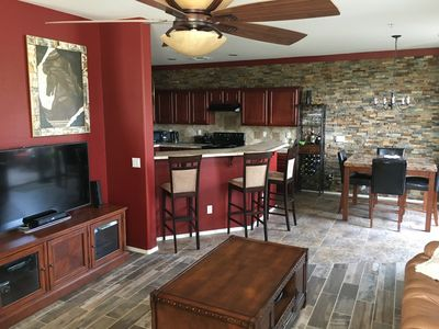 Modern, Peaceful and Spacious Vacation Home in Gated Community