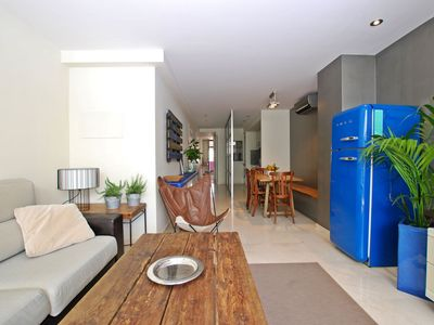 Photo for Blue fridge apartment