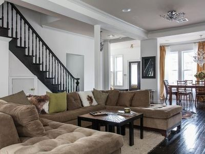 #Large,Three Story Private Home In Beautiful Brooklyn: Sleeps 10