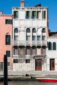 Photo for The Casa Veneziana, a breathtaking view of the canal of Cannaregio
