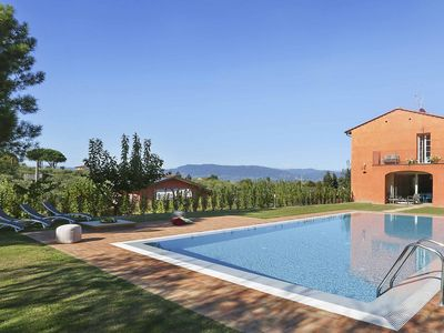 Photo for Villa in Colle Di Compito with 3 bedrooms sleeps 6
