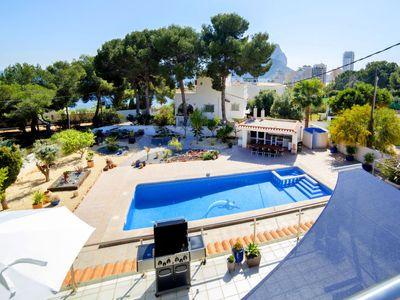 Photo for Vacation home Mar y Monte in Calpe/Calp - 12 persons, 6 bedrooms