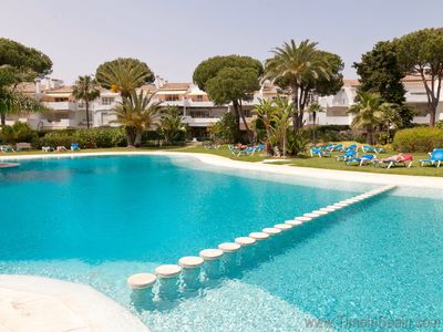 Photo for Special offer 9-23 July £1500pw 4/5 bdr luxury apartment San Pedro/Puerto Banus